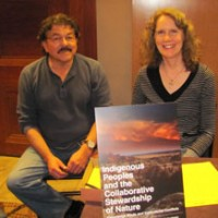 Society for Applied Anthropology Book Signing,  2011 with Richard Sherman
