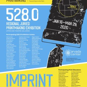Two Upcoming Printmaking Exhibitions Feature CSU Students and Faculty