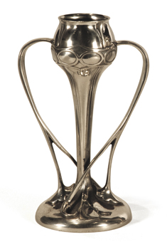 Baker No29 Vase Short 1