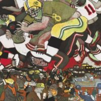 colescott_warrington_football_art