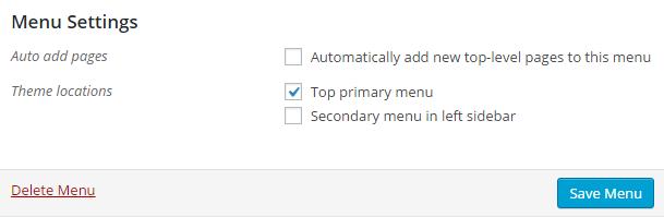 Screenshot - menu guide