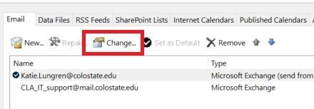 Screenshots - Adding a shared mailbox Step 3