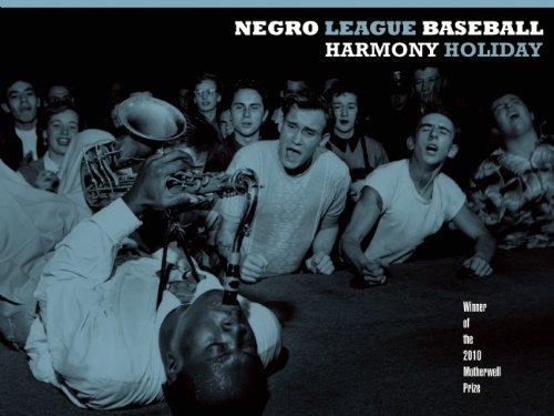 Negro League Baseball by Harmony Holiday, reviewed by Collin Schuster