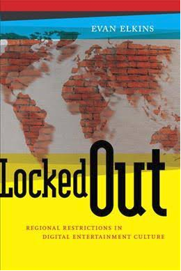 "Book cover, ""Locked Out"""