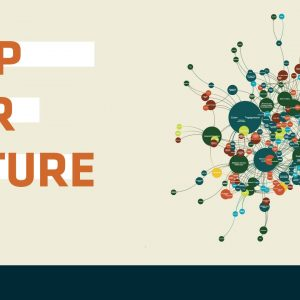 Event banner for CSU Strategic Plan forum. Includes text: map our future.