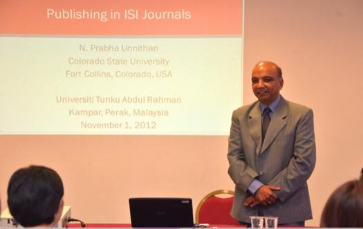 Dr. Prabha Unnithan