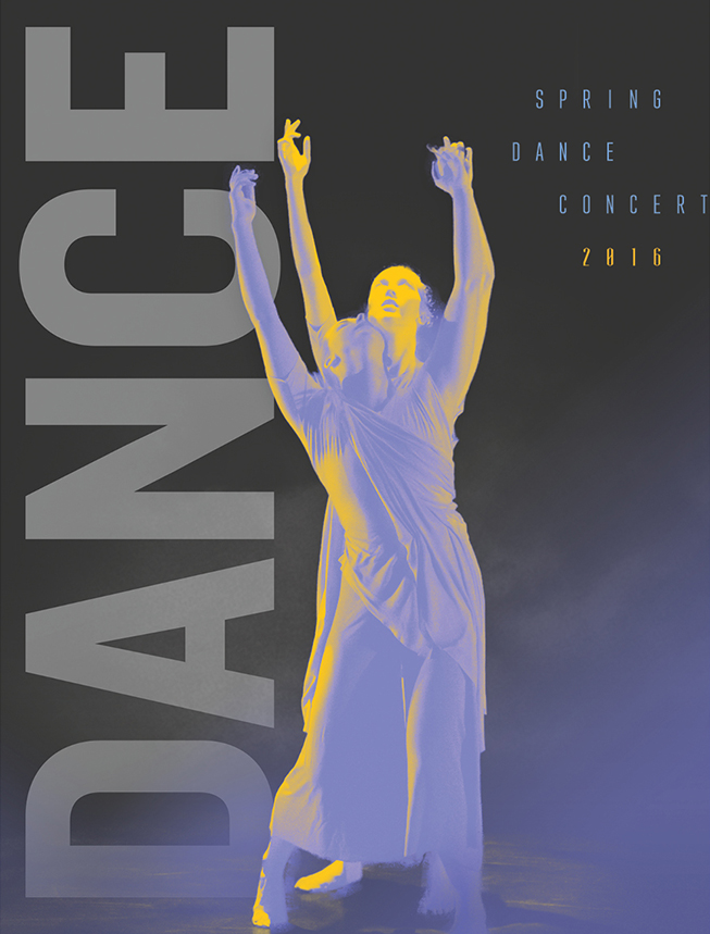 2016 Spring Dance Concert