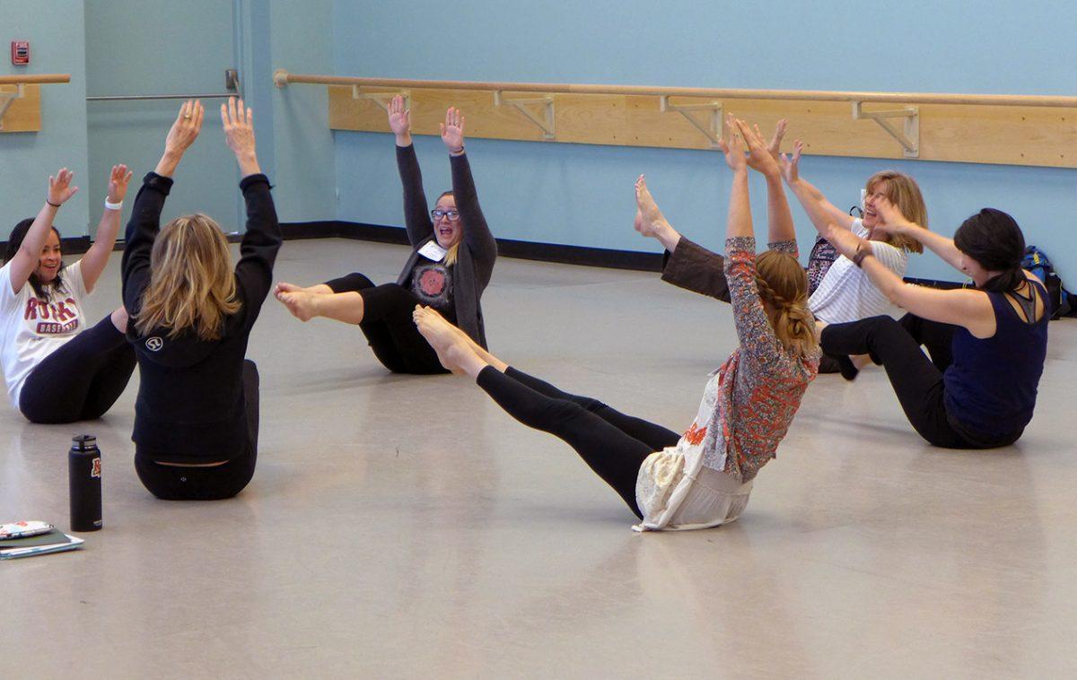 K 12 teachers seminar dance professional development for k 12 teachers summer seminar malvernweather Image collections