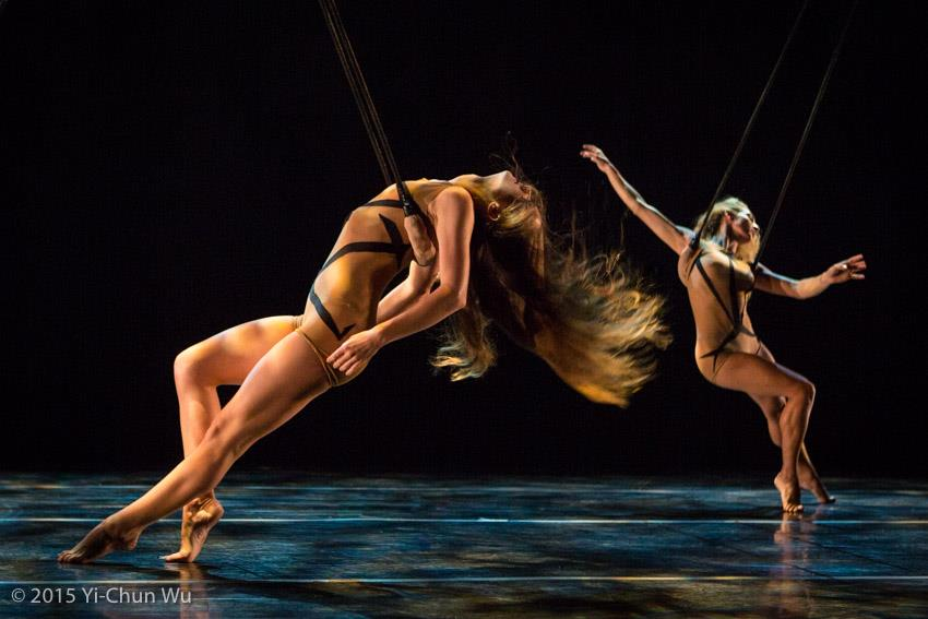 Lincoln Center Dance Series Master Class with MOMIX