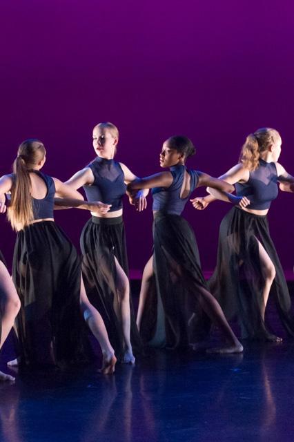dance concert photo