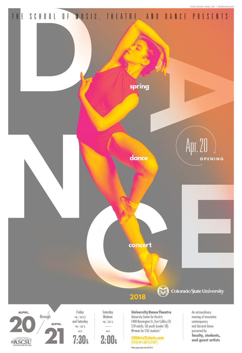 2018 Spring Dance Concert