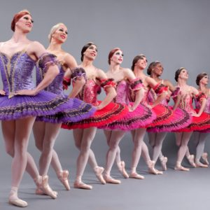Ballet Trockadero promotional picture