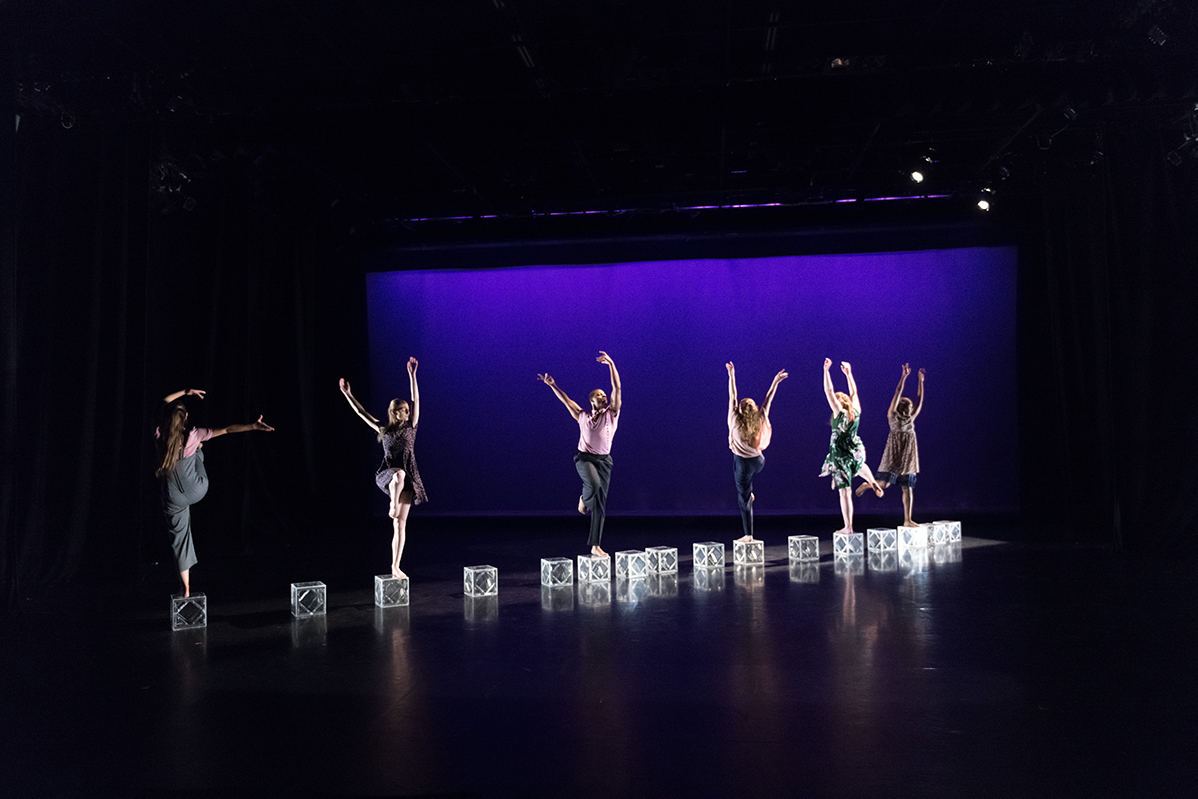 2021 Spring Virtual Community Dance Workshop led by CSU Dance Majors / FREE
