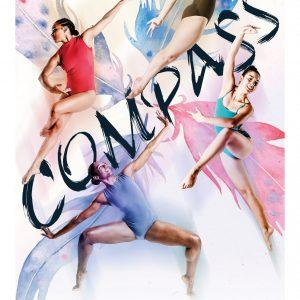Senior Dance Capstone Concert Fall 2019 promotional poster