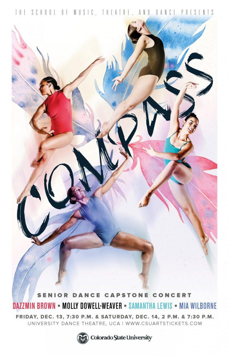 2019 Fall Dance Capstone Concert