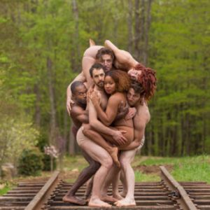 Pilobolus Dance Company promotional photo