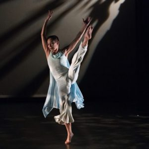 Spring Dance Concert 2018 Path of the Wind performance photo