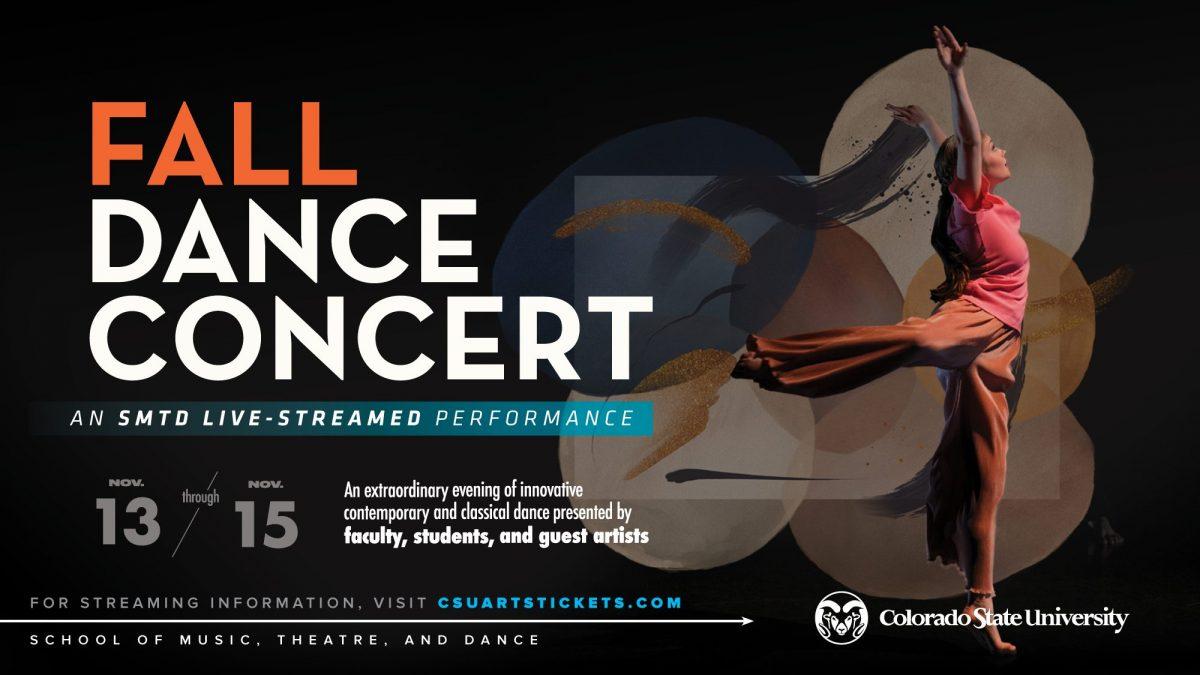 LIVESTREAM: Fall Dance Concert