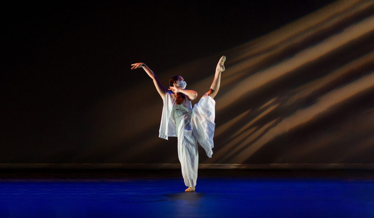 LIVESTREAM: Spring Dance Concert