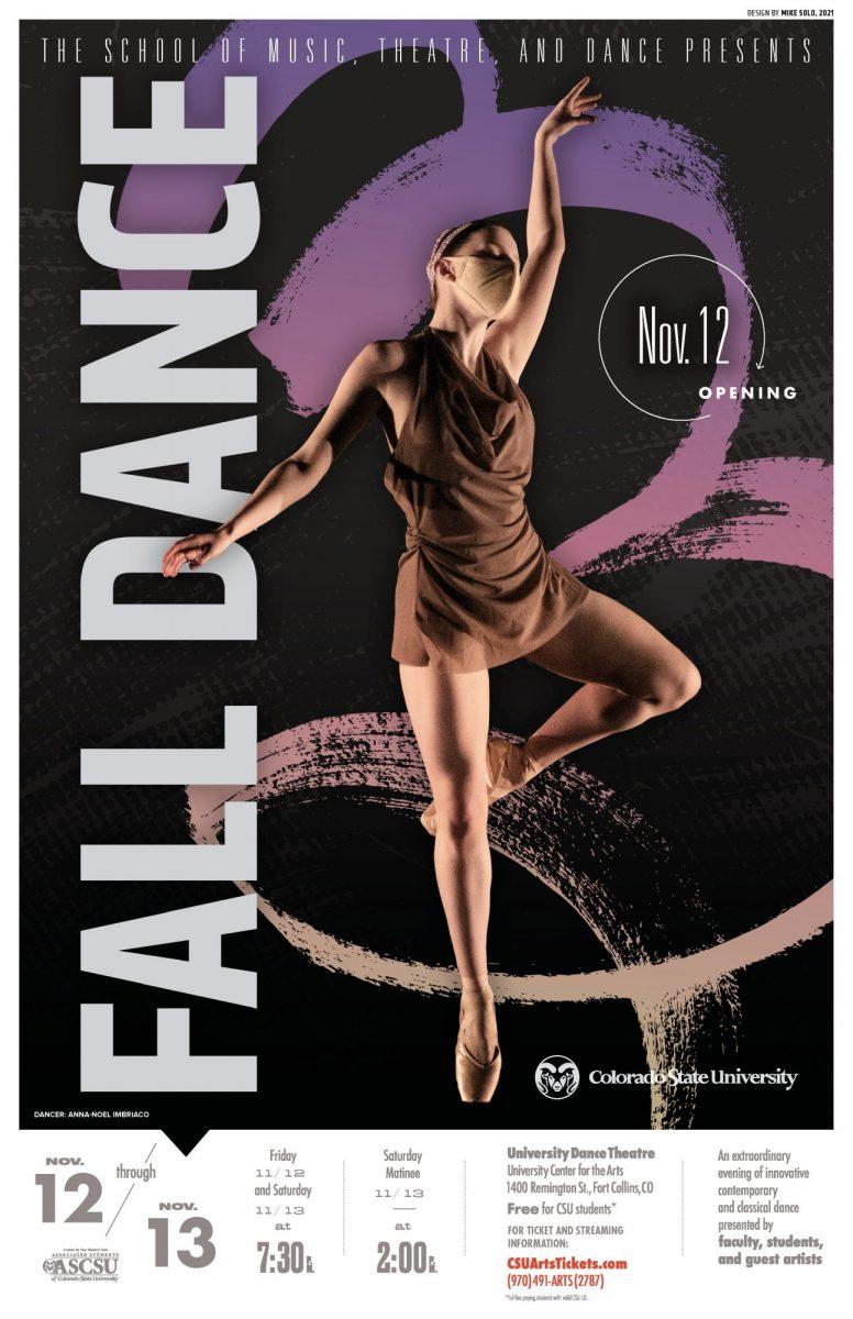 2021 Fall Dance Concert