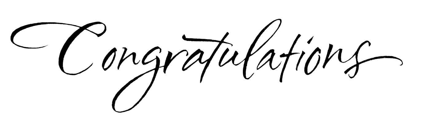 Congratulations Department Of Economics