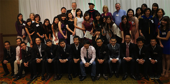 Photo of CSU FTU students