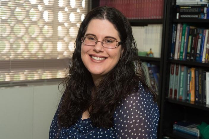Anita Co: Dr. Anita Pena, New Graduate Studies Coordinator