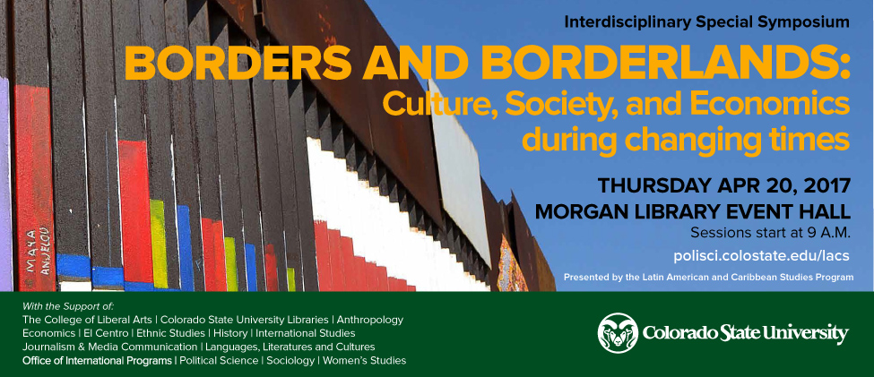 Borders and Borderlands