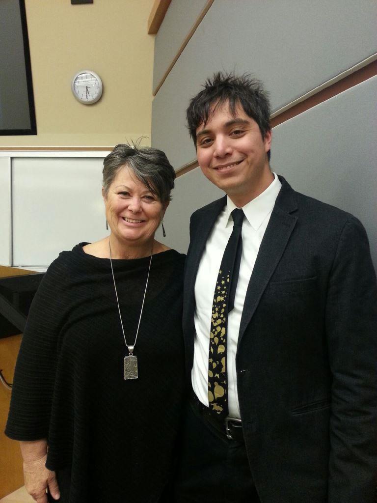 Linda Christensen and Antero Garcia