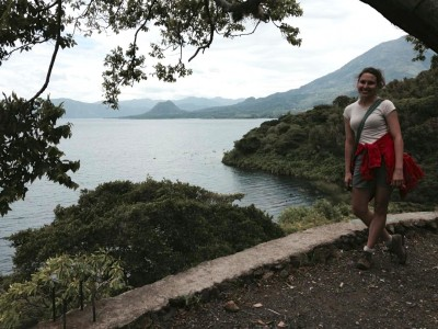 Hiking in San Pedro, Lake Atitlan