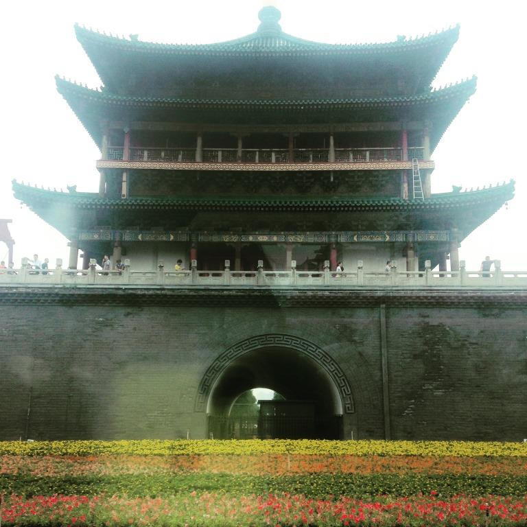 The Bell Tower, Central Xi'an