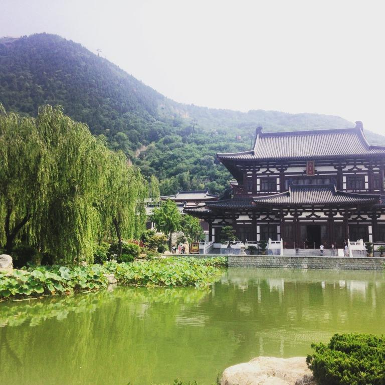 The Huaqing Hot Springs