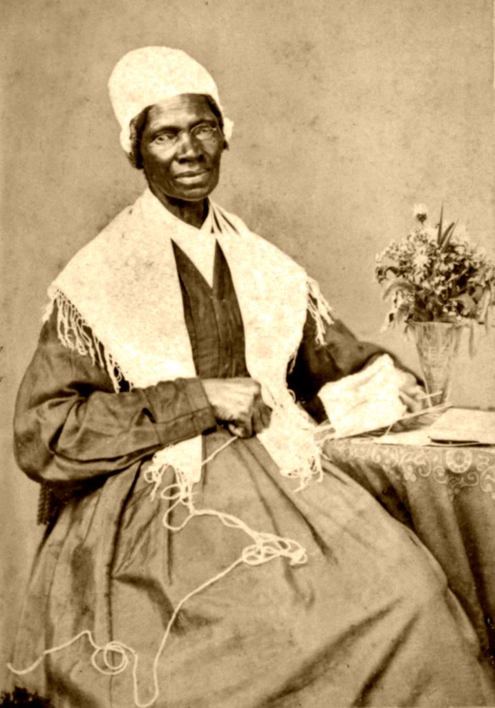 Women S History Month Sojourner Truth Department Of English