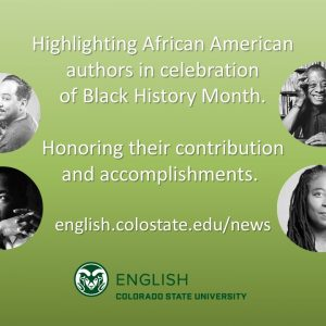 Black History Month announcement slide