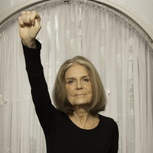 Gloria steinem fist impossible