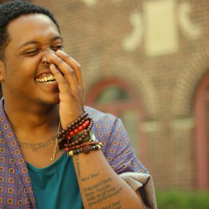 Portrait of Danez Smith