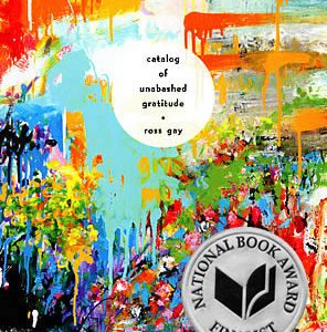 "Book cover of Ross Gay's ""Catalog of Unabashed Gratitude"""