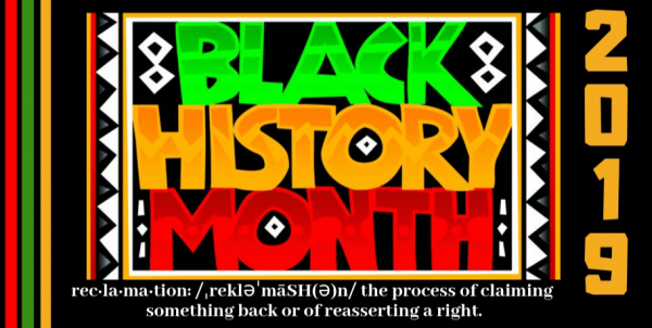Black History Month Banner