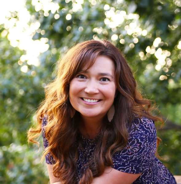 Portrait of Felicia Zamora