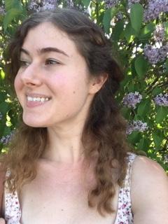 Portrait of Hilary Pearce