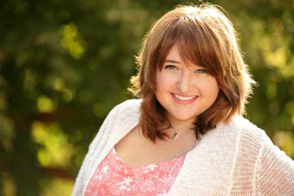 Portrait of Caitlyn BucknerBackstrom