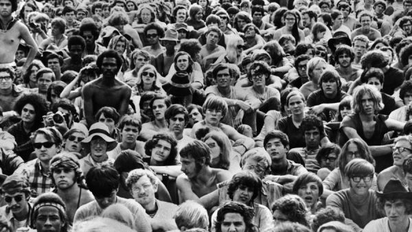 Woodstock Music Festival Huffington Post photo