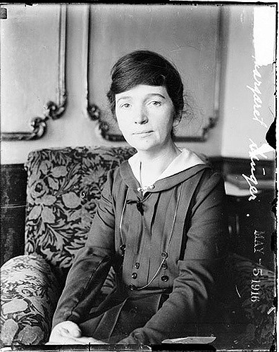 the life and works of margaret sanger