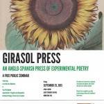 Poetry seminar