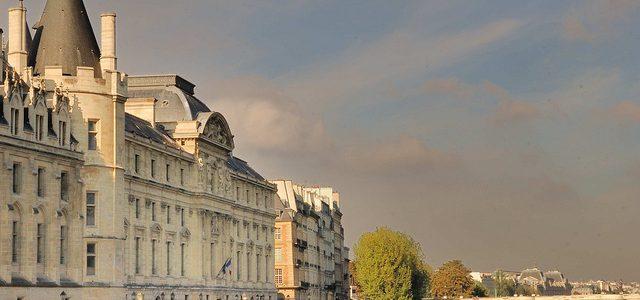 Palais du Justice, Paris