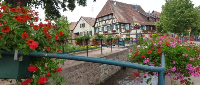 House in Colmar , France