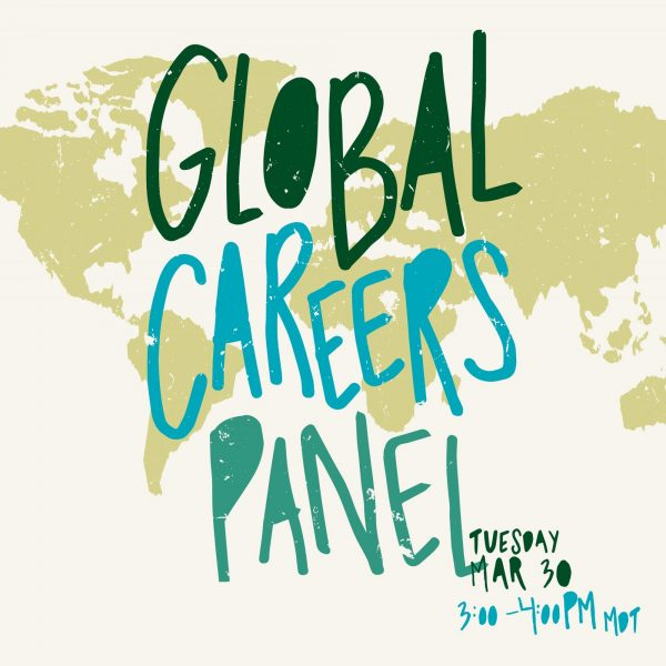 Global Careers Flyer
