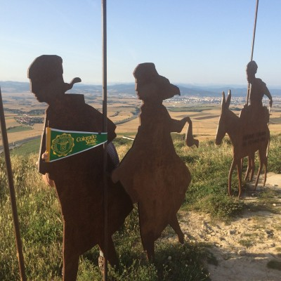 Faculty in the Department of Languages, Literatures and Cultures have developed a four-week program that includes a trip along the Camino de Santiago in northern Spain.