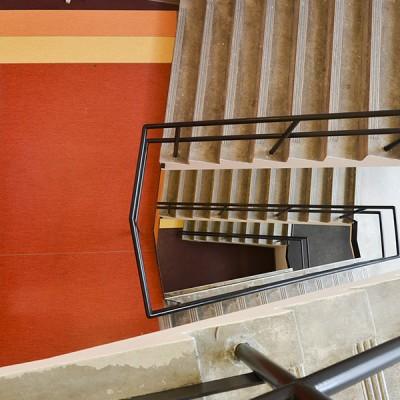 Eddy Hall Staircase photo