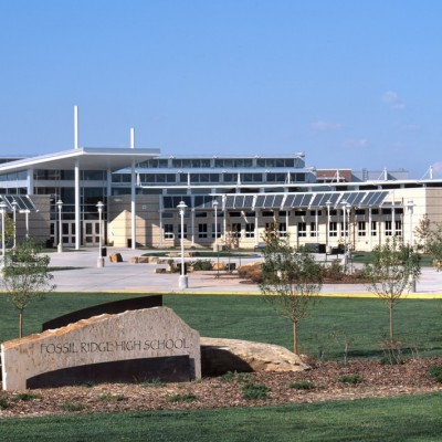 Fossil Ridge High School